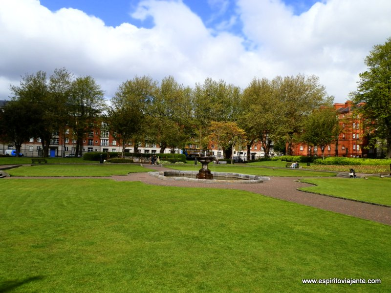 St Patrick's Park Dublin