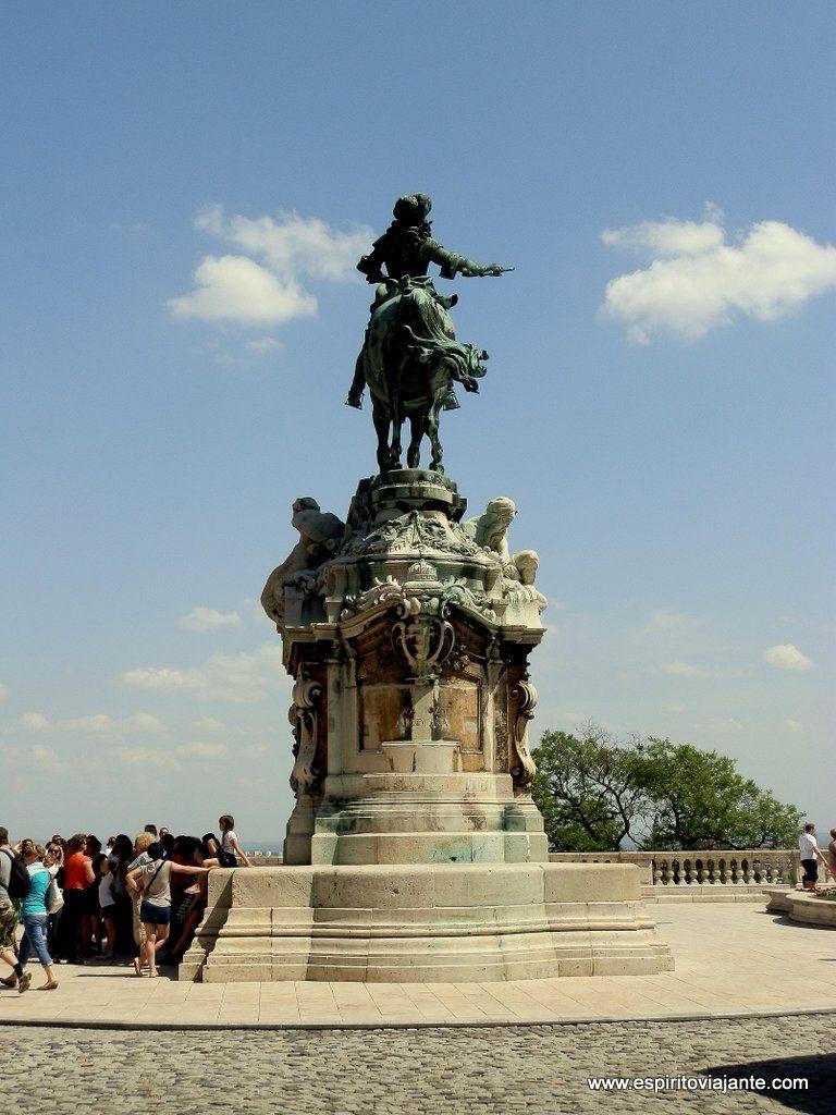 Castelo de Buda Budapeste Hungria
