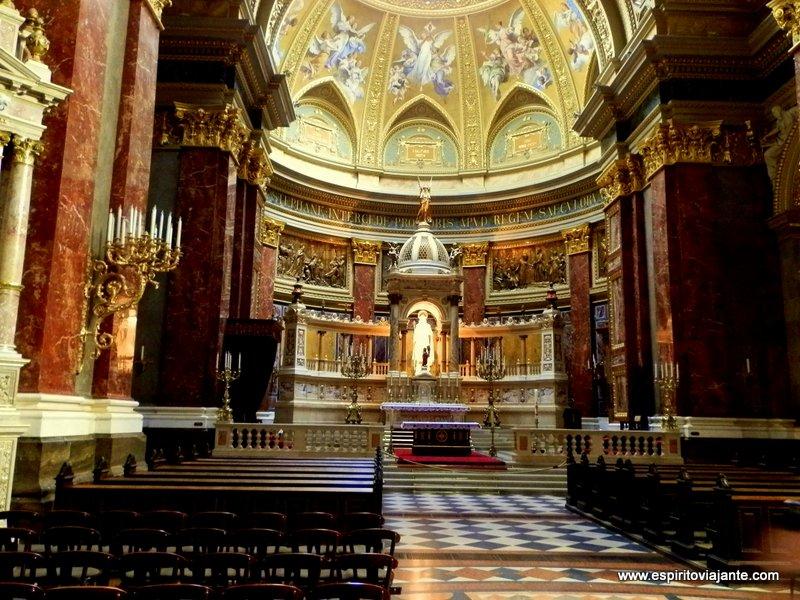 Cúpula da Catedral de Budapeste