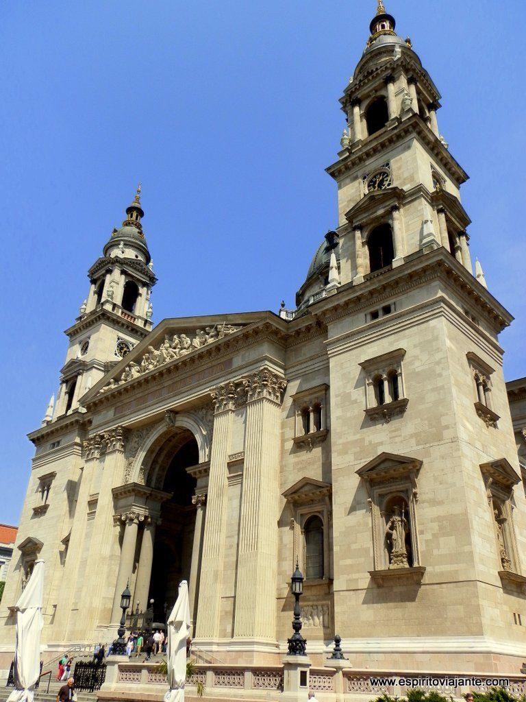Catedral de Budapeste Hungria