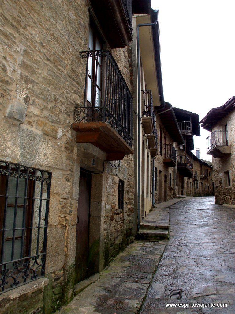Casco histórico Puebla de Sanabria