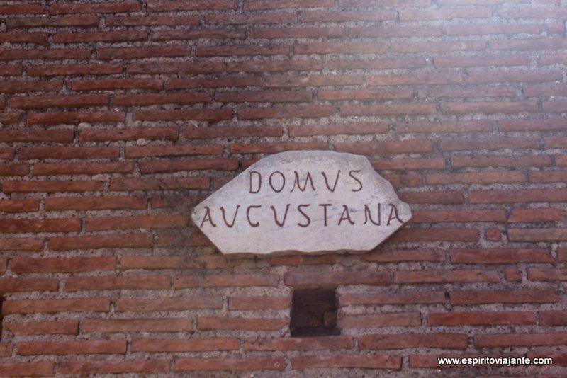 Domus Augustana - Monte Palatino