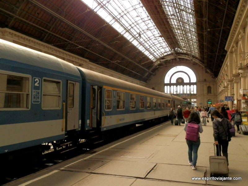 Transportes Budapeste