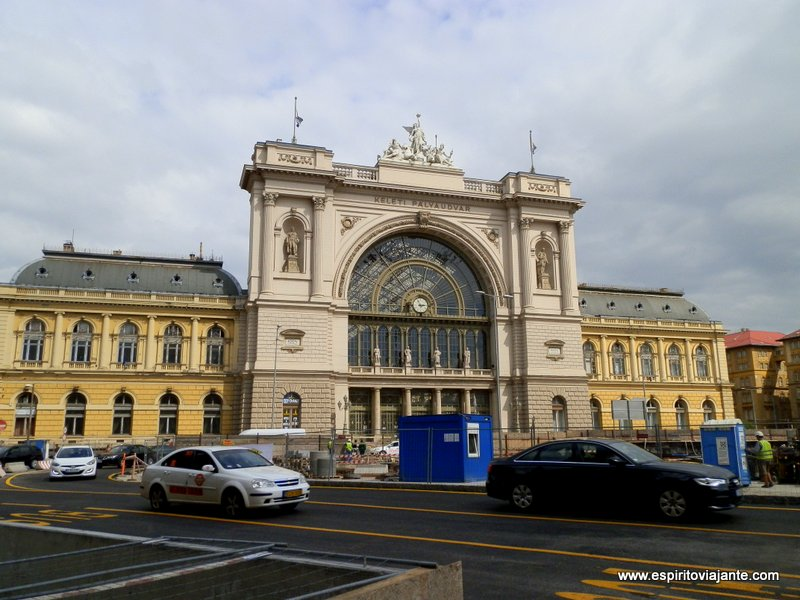 Estação Central de Budapeste
