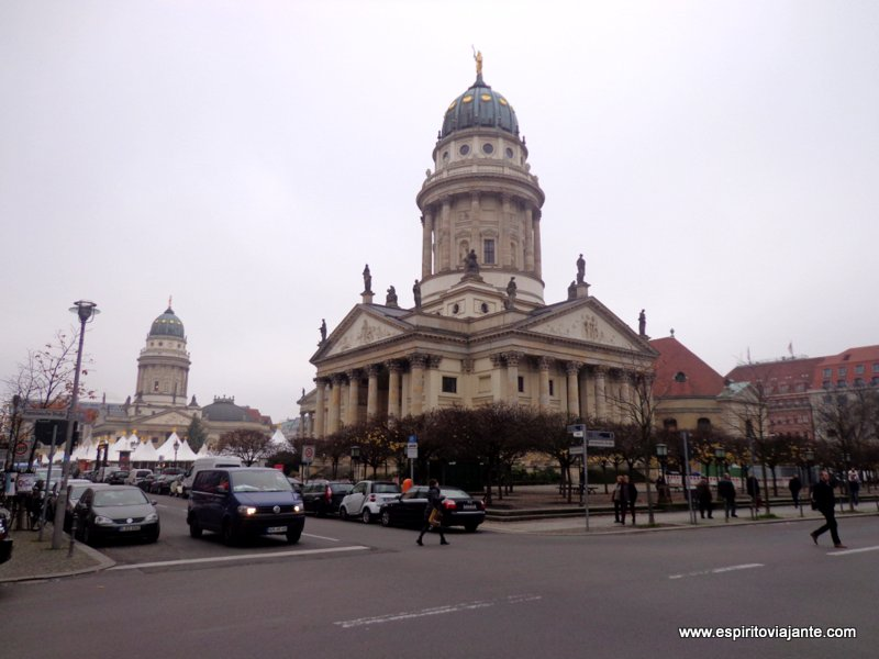Praça Gendarmenmarkt