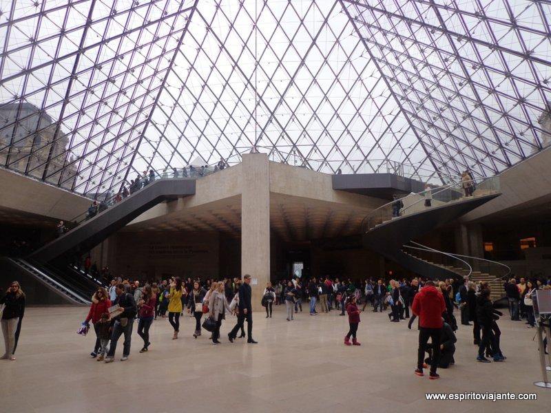 Museu do Louvre Paris