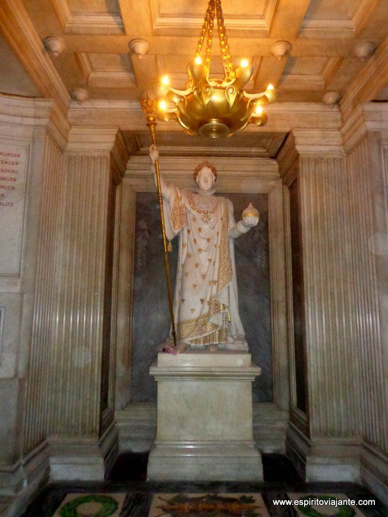 Catedral dos Inválidos Napoleão