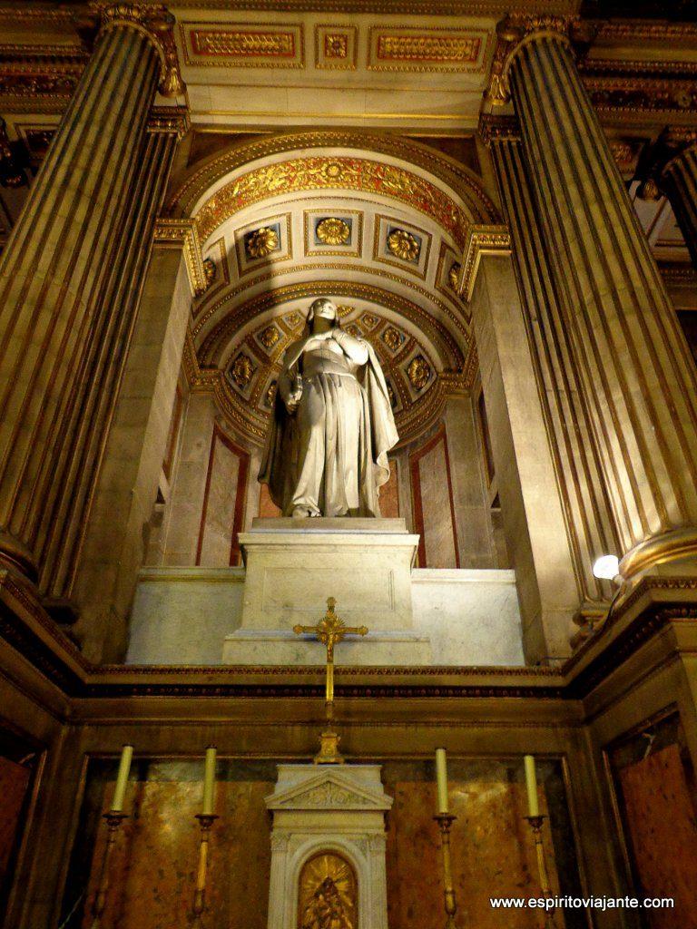 Igreja de Stª Maria Madalena - Paris