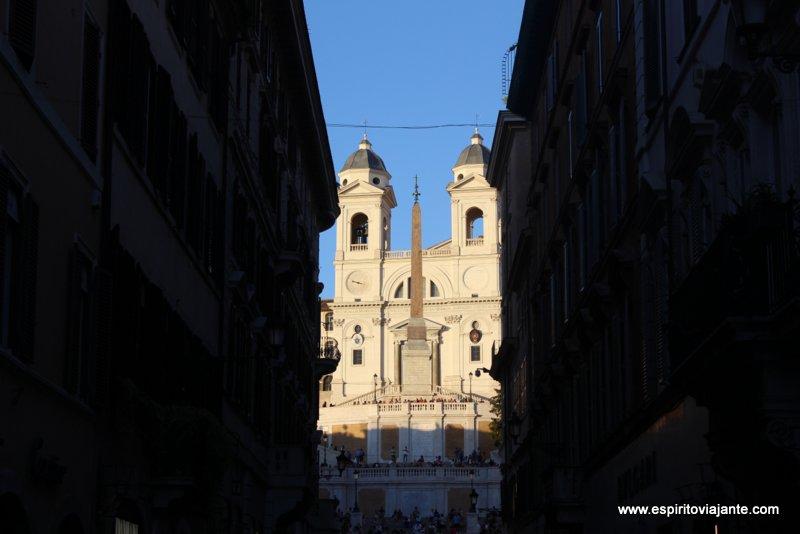 Trinità dei Monti Roma