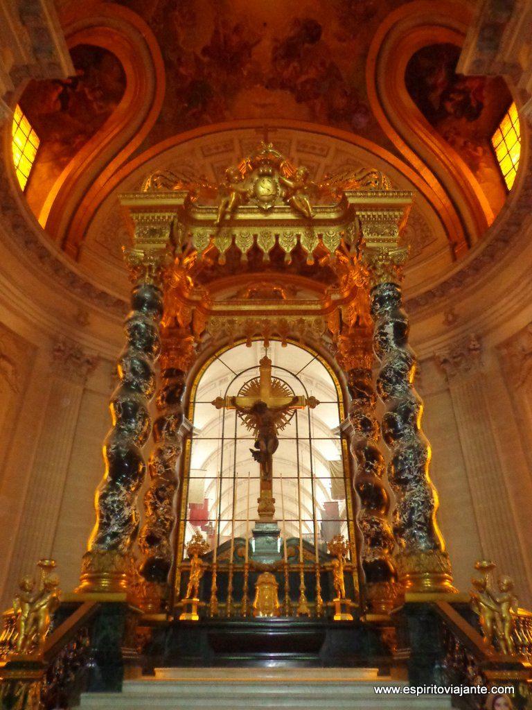 Catedral dos Inválidos Paris
