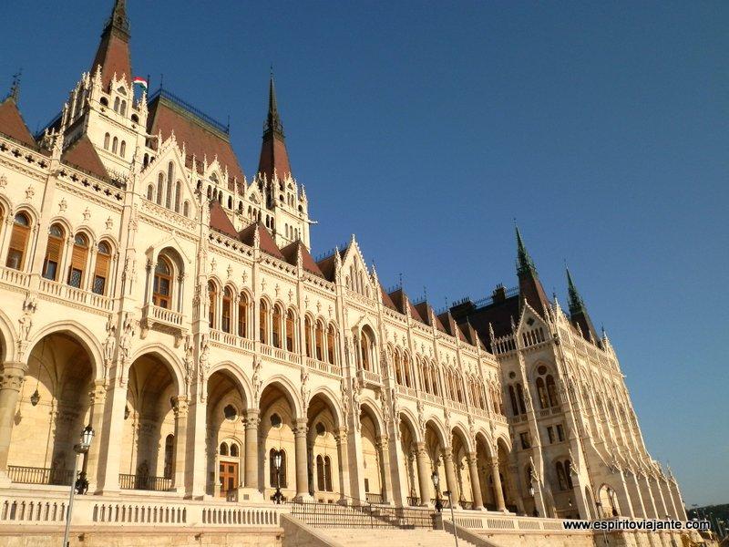 Parlamento Hungria Országház