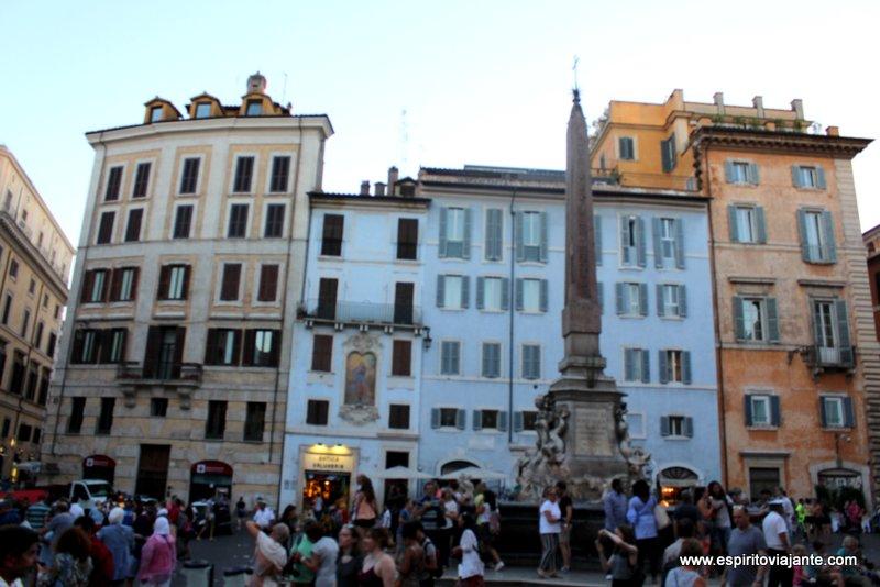 Piazza della Rotonda Roma