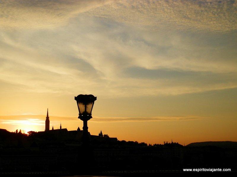 Visitar Budapeste Clima
