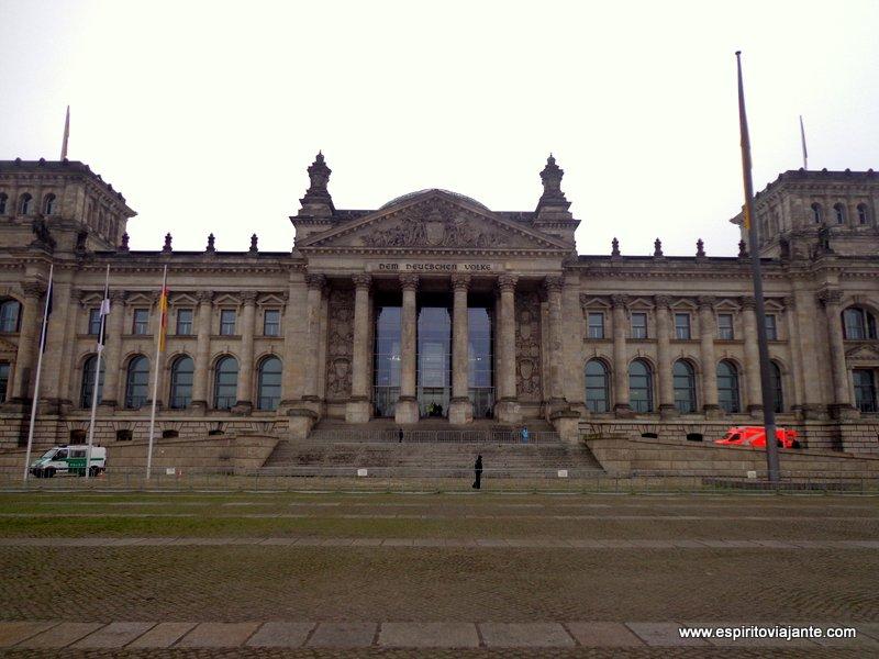 Parlamento alemão - Reichstag