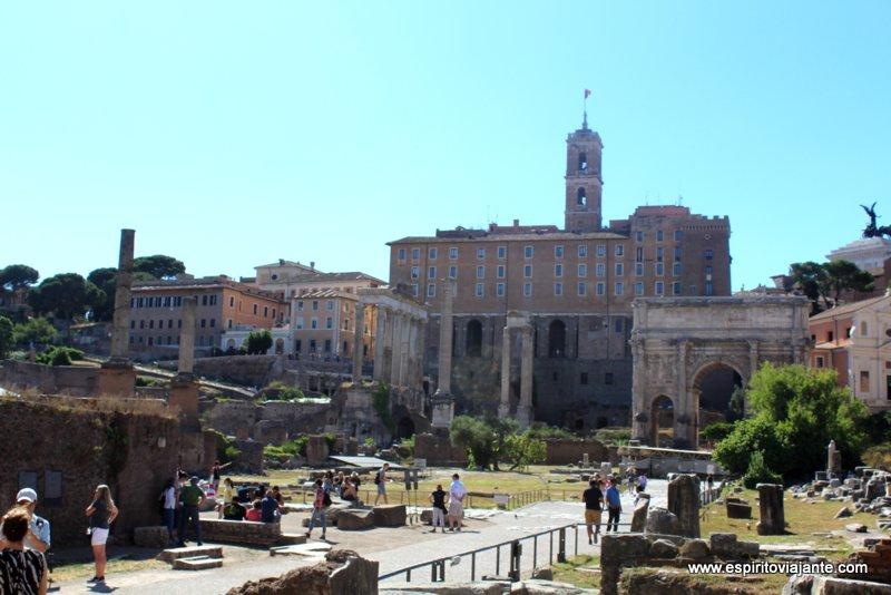 Arqueologia Roma