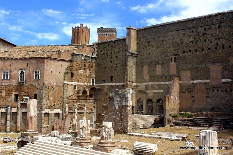 Forum de Augusto Roma