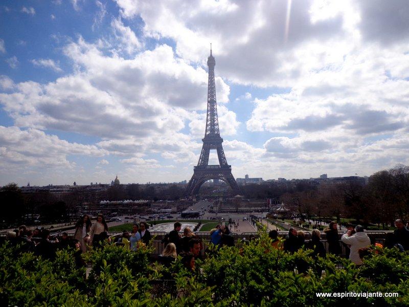 Trocadero Eiffel