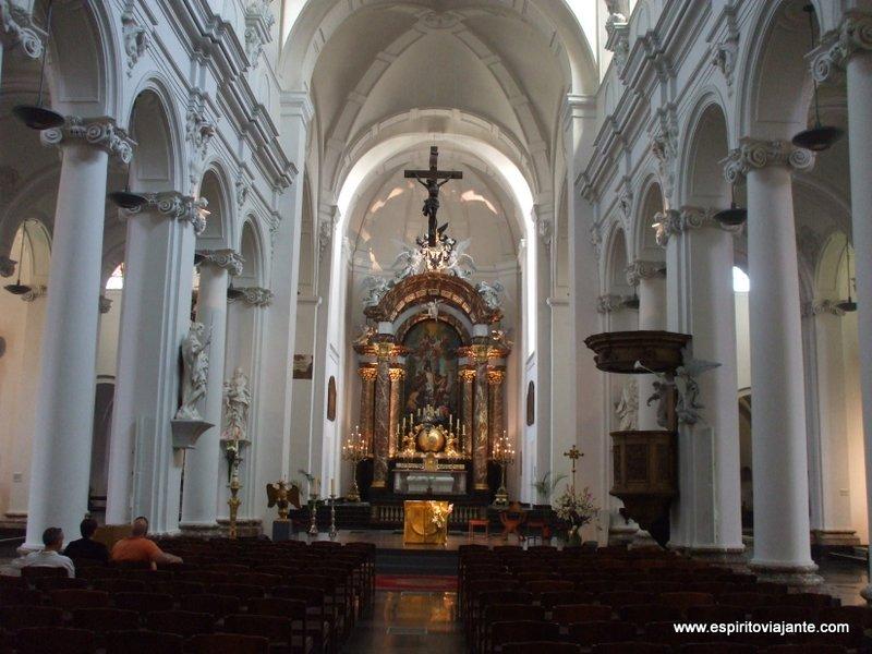 Igreja de S. Bartolomeu Liege