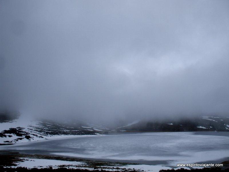 Laguna de los Peces Sanabria