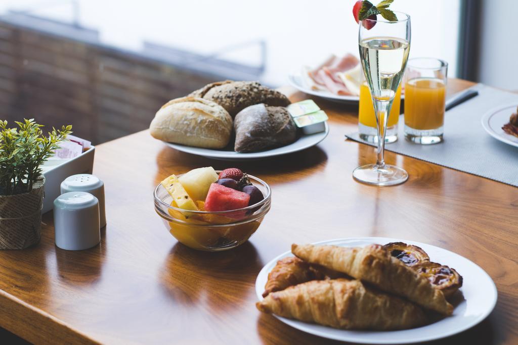 Pequeno almoço Hotel Monte Prado