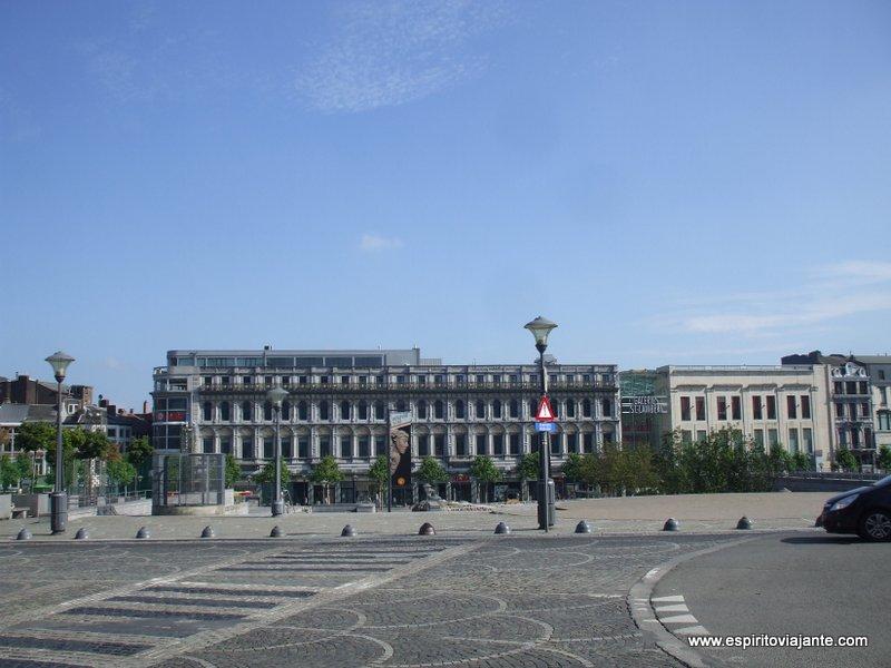 Praça St Lambert Liege