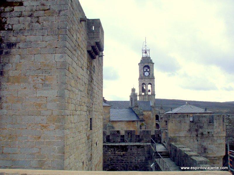 Castelo dos Condes de Benavente Sanabria