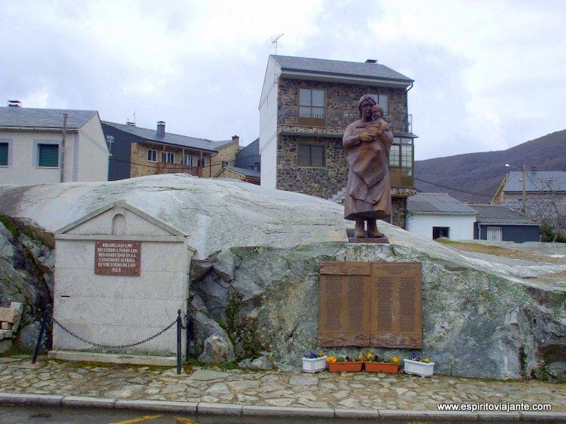 Memorial de Riba de Lago