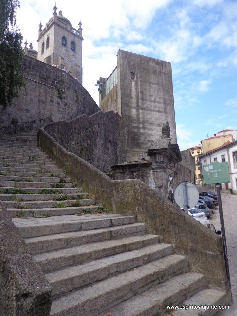 Escadarias da Sé