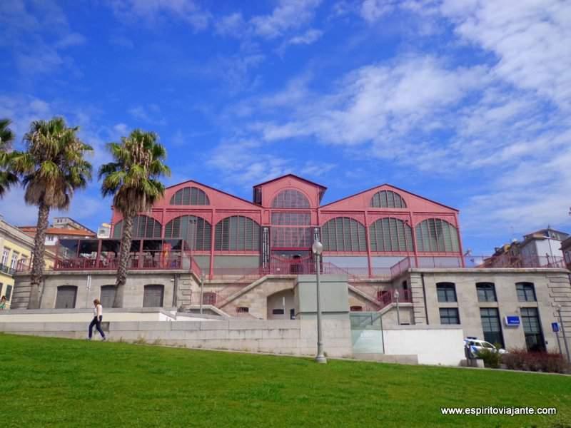 Mercado Ferreira Borges Porto