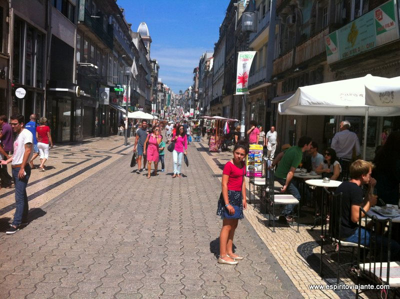 Rua de Santa Catarina Porto