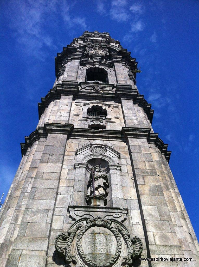 Torre dos Clérigos Porto
