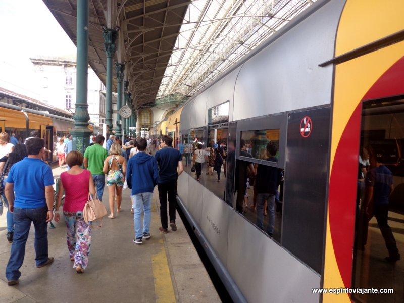 Comboios Urbanos Porto