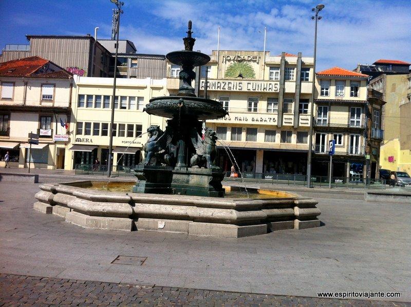Praça Gomes Teixeira Porto