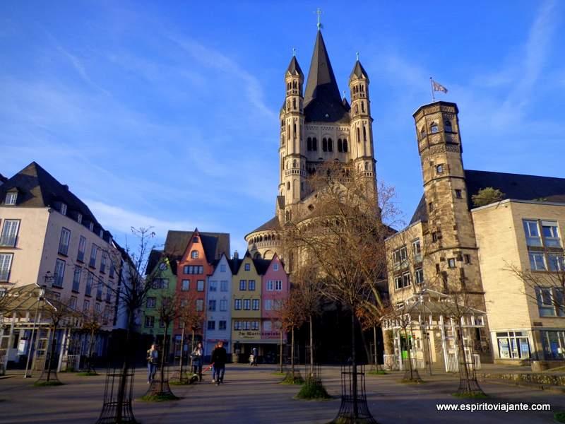 Visitar Colonia Alemanha